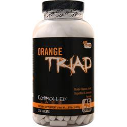 Controlled Labs Orange Triad 270 tabs