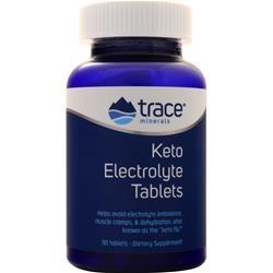 Trace Minerals Research Keto Electrolyte Tablets 90 tabs