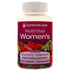 Nutrition Now MultiVites Women's Natural Berry 70 gummy