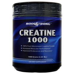 BodyStrong Creatine 1000 grams