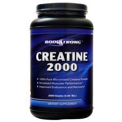 BodyStrong Creatine 2000 grams