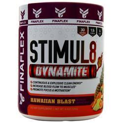 Finaflex Stimul8 Dynamite Hawaiian Blast 126 grams
