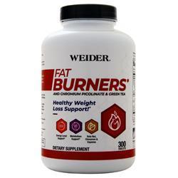 Weider Fat Burners 300 tabs