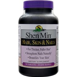 Shen Min Hair, Skin and Nails Best by 9/15 90 tabs