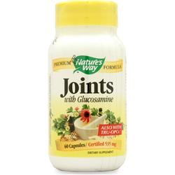 NATURE'S WAY Joints Formula w/ Glucosamine 60 caps