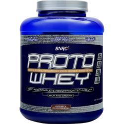 BNRG Proto Whey Double Chocolate 5 lbs