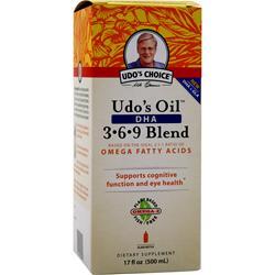FLORA Udo's Oil DHA 3-6-9 Blend 17 fl.oz