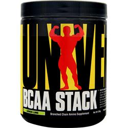 Universal Nutrition BCAA Stack Lemon Lime 250 grams