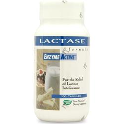 NATURE'S WAY Lactase Enzyme 100 caps
