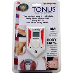 SEQUOIA FITNESS PRODUCTS Tonus - Body Mass Calculator 1 unit