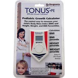 SEQUOIA FITNESS PRODUCTS Tonus PE - BMI and Growth Calculator 1 unit