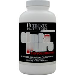 ULTIMATE NUTRITION GlutaPure (1000mg) Best by 1/15 300 caps