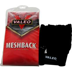 VALEO Mesh Back Lifting Gloves Black (L) 2 glove