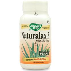 Nature's Way Naturalax 3 100 caps