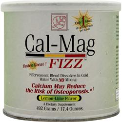 BAYWOOD Cal-Mag FIZZ Lemon-Lime 492 grams