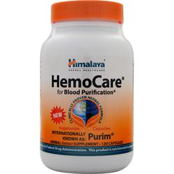 HIMALAYA HemoCare 120 caps
