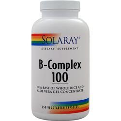 SOLARAY B-Complex 100 250 vcaps