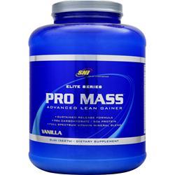 SNI Pro Mass Vanilla 8 lbs