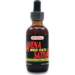 ACTION LABS Avena Sativa (Wild Oats) liquid extract 2 fl.oz