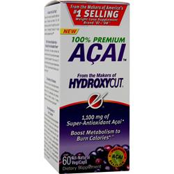 MUSCLETECH Hydroxycut Acai with Green Coffee Extract 60 vcaps