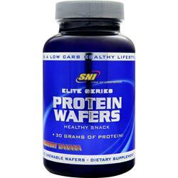 SNI Protein Wafers Strawberry Banana 30 wafrs