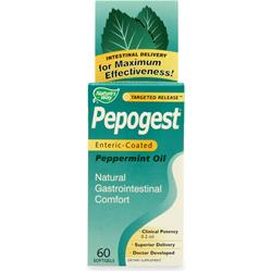 NATURE'S WAY Pepogest - Peppermint Oil 60 sgels