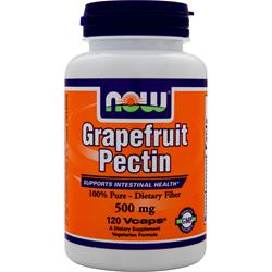 Now Grapefruit Pectin (500mg) 120 vcaps