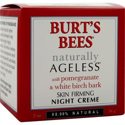 Burt's Bees Naturally Ageless Night Creme 2 oz