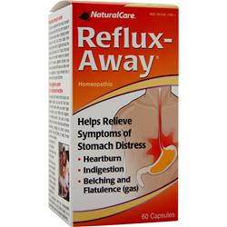 NATURAL CARE Reflux-Away 60 caps