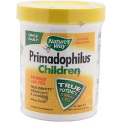 Nature's Way Primadophilus for Children 5 oz