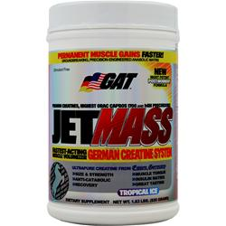 GERMAN AMERICAN TECHNOLOGIES JetMass Tropical Ice 1.83 lbs