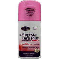 LIFE-FLO Progesta-Care Plus Body Cream 4 oz