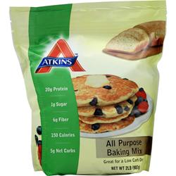 Atkins all purpose baking mix on sale at for Atkins cuisine baking mix