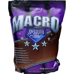Syntrax Macro Pro Milk Chocolate 5.64 lbs