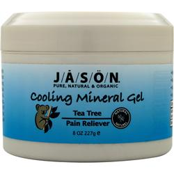 JASON Tea Tree Cooling Mineral Gel 8 oz
