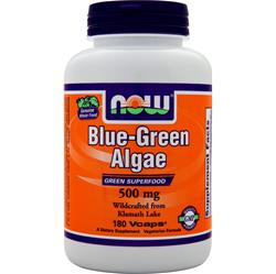 NOW Blue-Green Algae (500mg) 180 vcaps