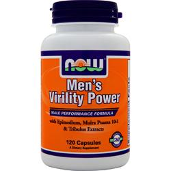 Now Men's Virility Power 120 caps