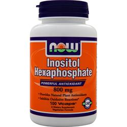 NOW Inositol Hexaphosphate (800mg) 100 vcaps