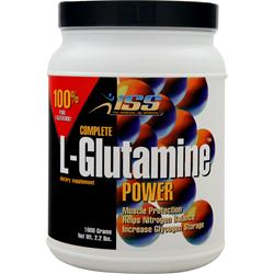 ISS RESEARCH Complete L-Glutamine Power 2.2 lbs