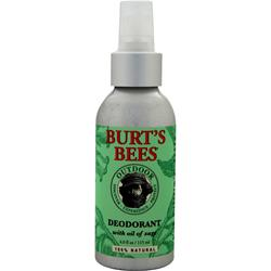 BURT'S BEES Deodorant Spray Oil of Sage 4 fl.oz