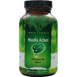 Irwin Naturals Hoodia Action 60 sgels