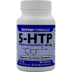 JARROW 5-HTP (50mg) 90 vcaps