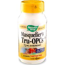 NATURE'S WAY TRU-OPC's - 75 mg 90 tabs