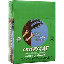 NUGO NUTRITION Crispy Cat Bar Mint Coconut 12 bars