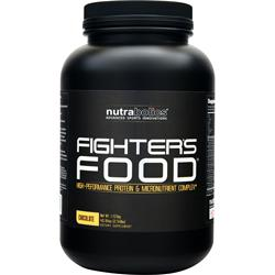 NUTRABOLICS Fighter's Food Chocolate 2.54 lbs