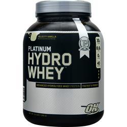 OPTIMUM NUTRITION Platinum HydroWhey Velocity Vanilla 3.5 lbs