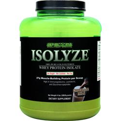 SPECIES Isolyze Chocolate Milk 4.19 lbs