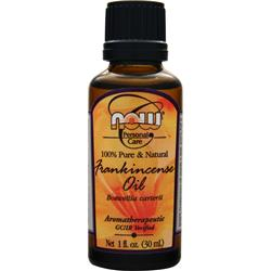 Now Frankincense Oil (100% Pure) 1 fl.oz