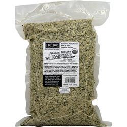 NUTIVA Organic Shelled Hempseed BEST BY 12/8/15 5 lbs