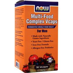 Now Multi-Food Complex For Men 90 vcaps